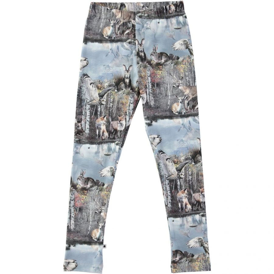 MOLO KIDS Niki leggings By The Forest Lake koot 92-152 07310fc7ab