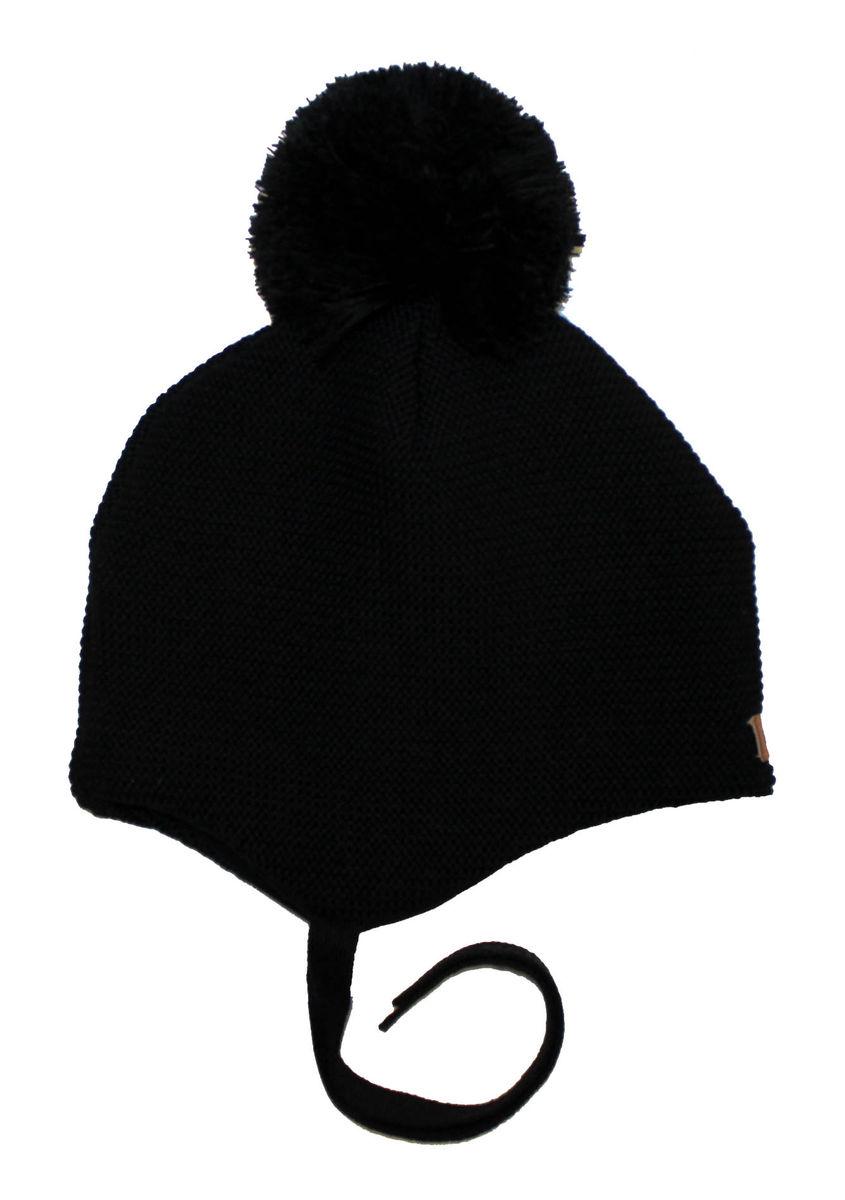 baby beanie black metsola