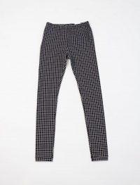 BLAA Miami naisten leggings Black Grid 826e55b56b