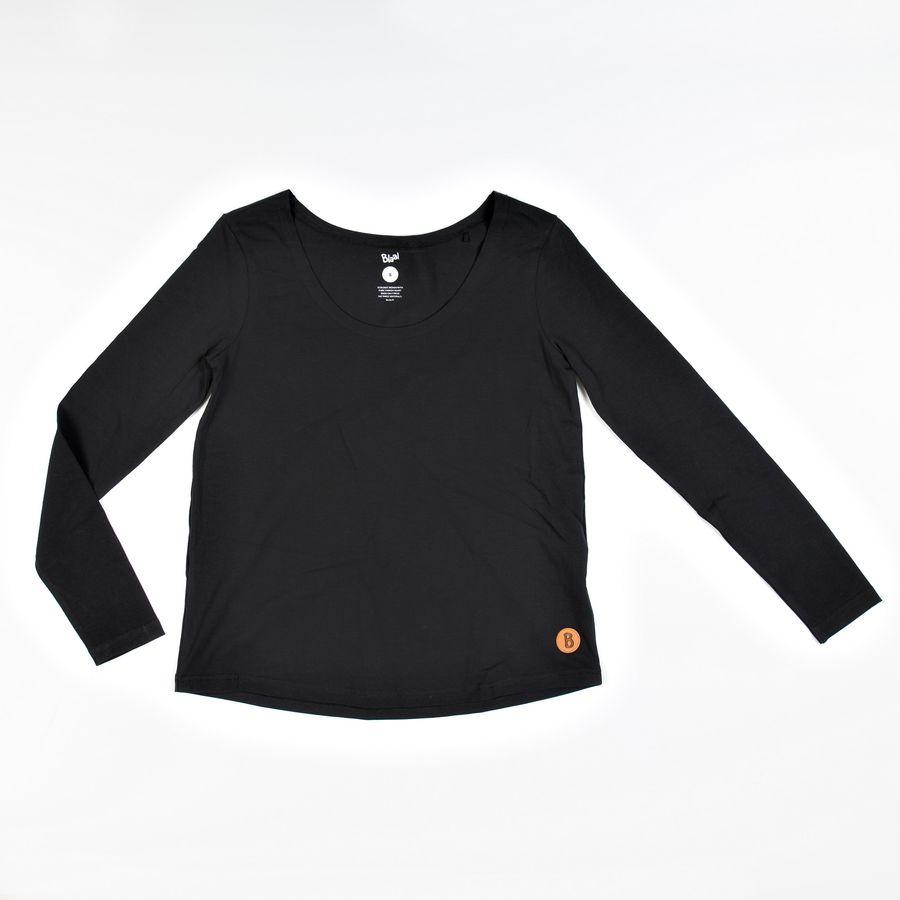 BLAA Bonn naisten paita Black S ja XL 5918ed443f