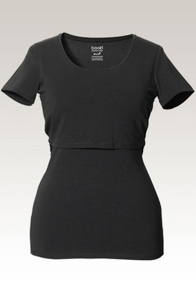 BOOB Design Classic imetyspaita   äitiyspaita Black ss 1337909dc8