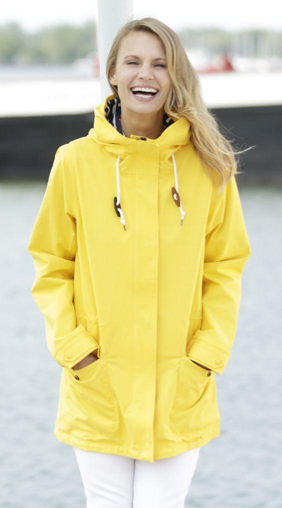hatley keltainen takki 1