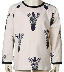 hi zebra jny design lastenvaatteet paita