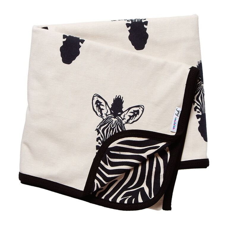hi zebra vauvanpeitto jny design
