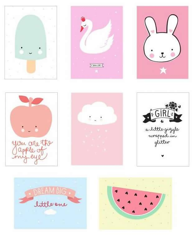 little girl lightbox sheets