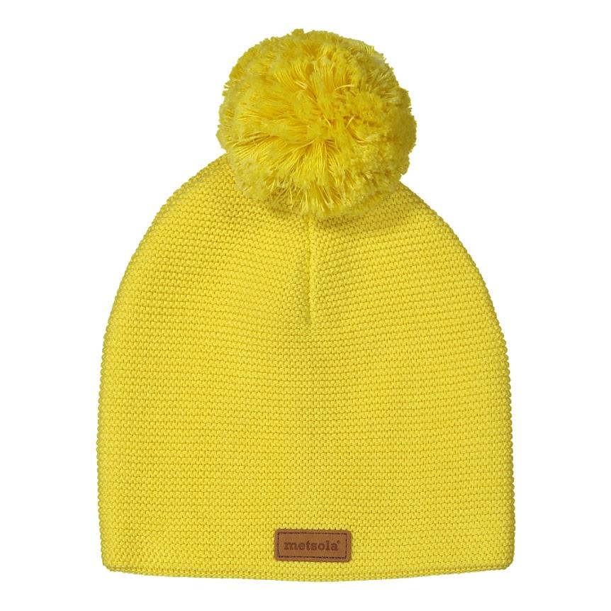 METSOLA myssy primrose yellow 100% luomupuuvillaa  7105ac63a8