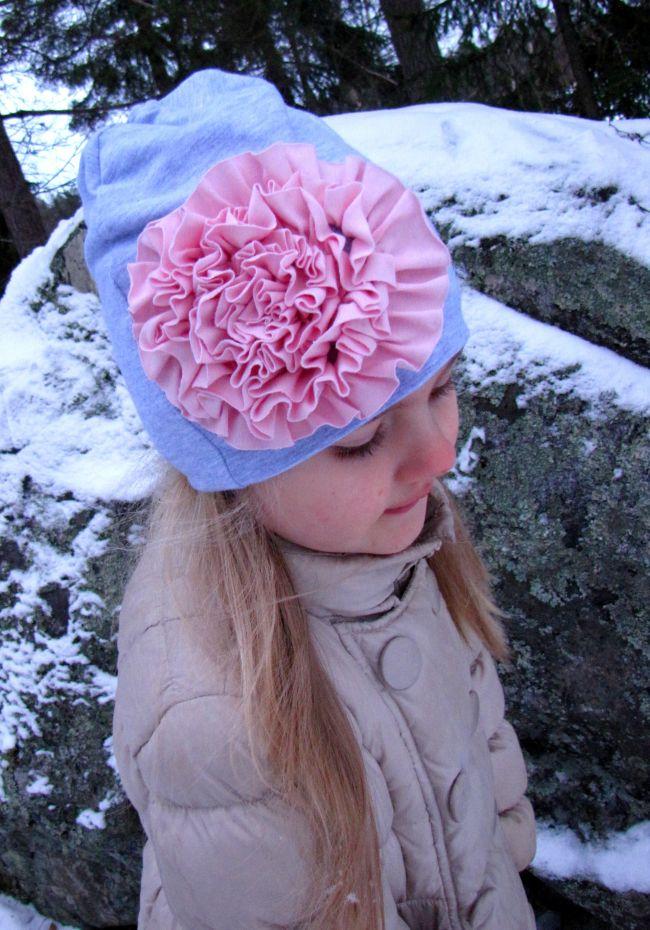 NOPSUPOPSU ruusukepipo harmaa vaaleanpunainen VALMISTETTU SUOMESSA ... b508ff5292